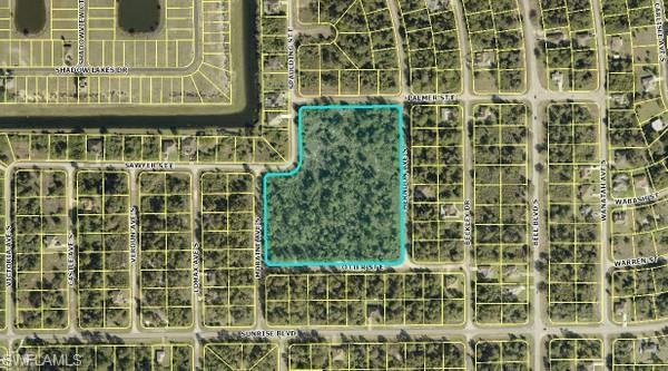 732 Palmer St E Palmer, Lehigh Acres, Florida 33974