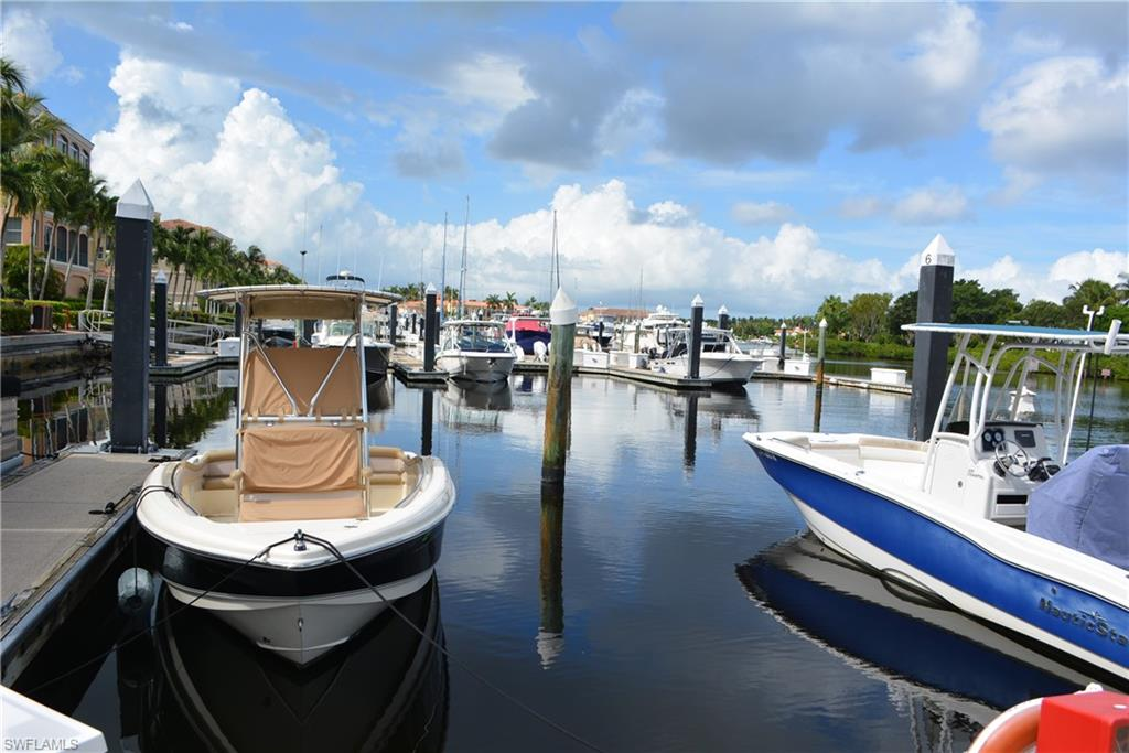 38 Ft. Boat Slip at Gulf Harbour J-7, Fort Myers, Florida 33908