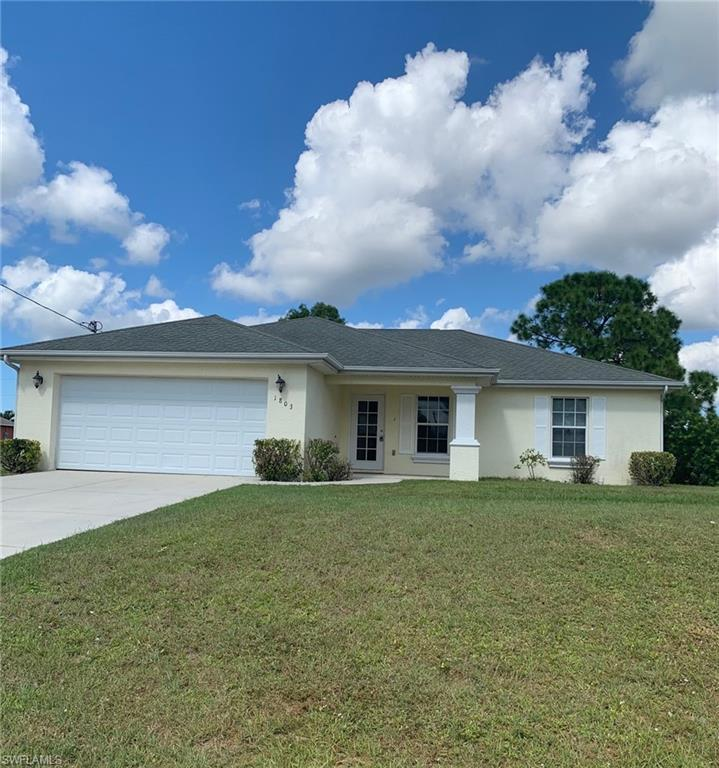 1803 NW 21st, Cape Coral, Florida 33993