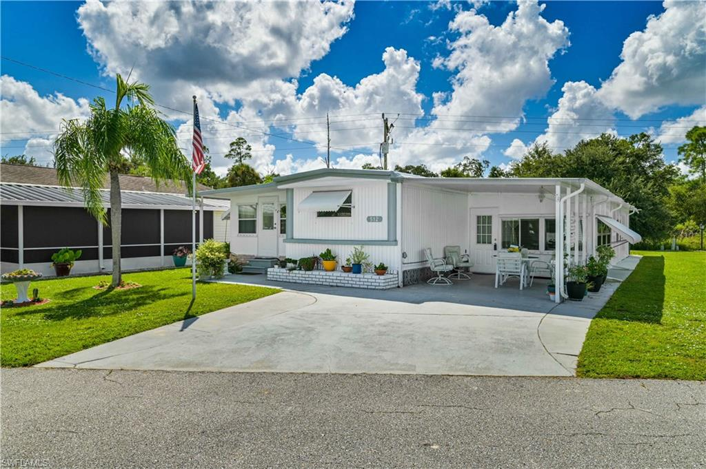 512 Timber, North Fort Myers, Florida 33917