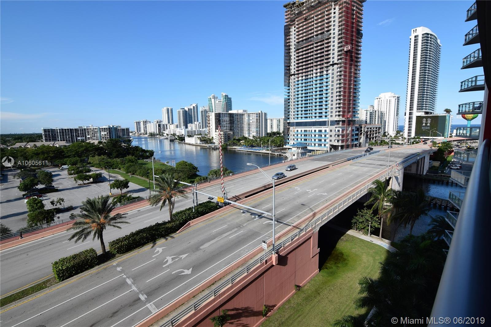 Beachwalk, 2602 E Hallandale Beach Blvd Unit R906, Hallandale Beach, Florida 33009