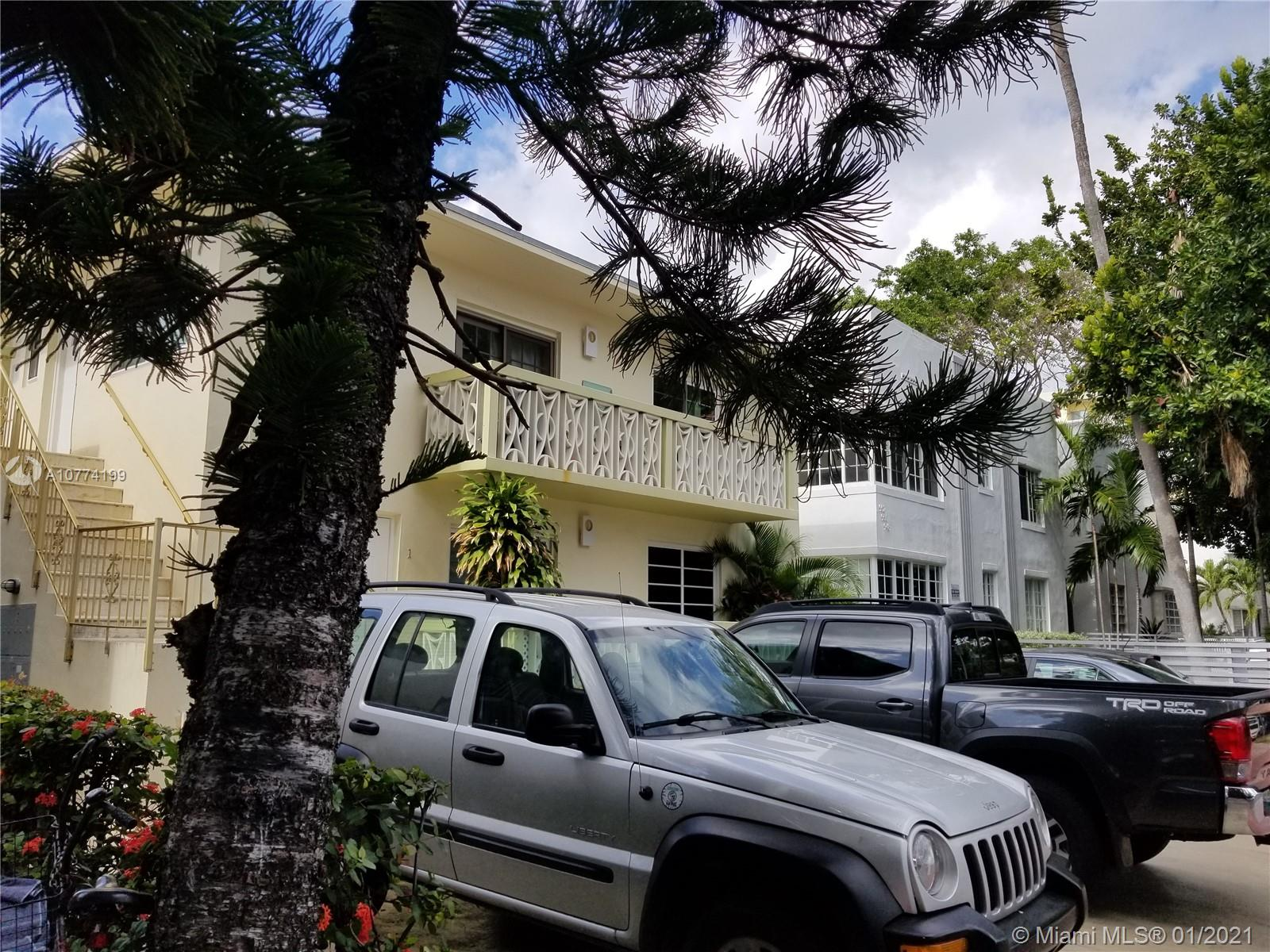 944 Meridian Ave Unit 3, Miami Beach, Florida 33139