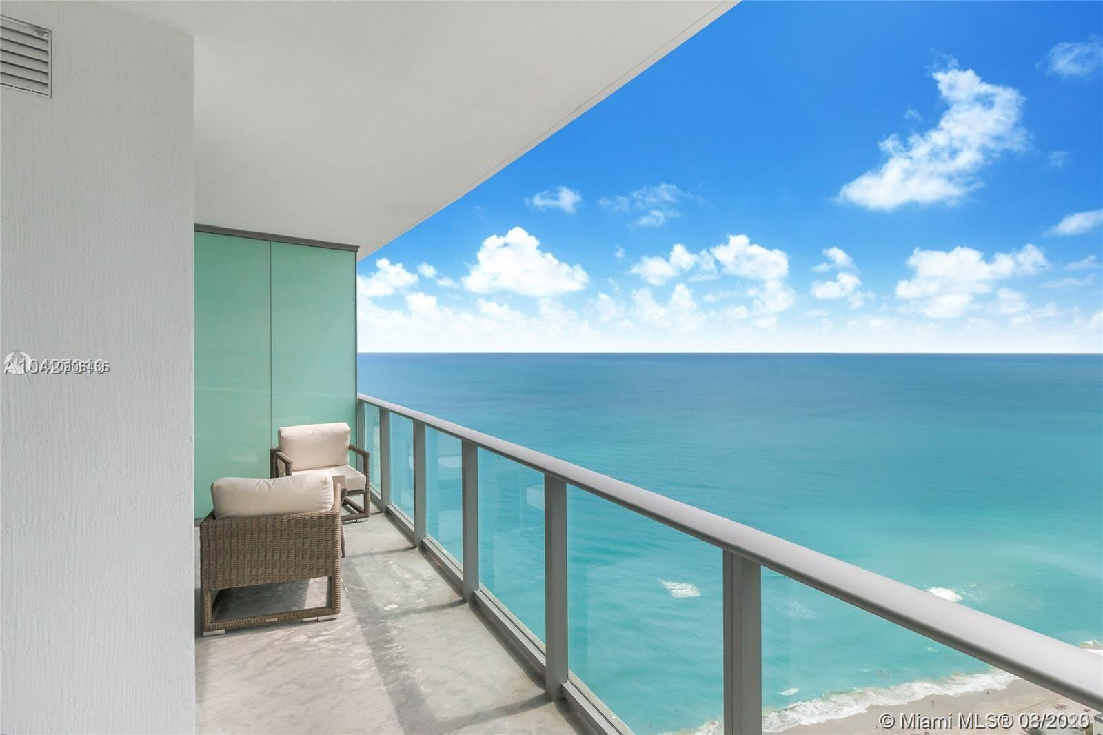 Hyde Resort and Residences, 4111 S Ocean Dr Unit 3707, Hollywood, Florida 33019