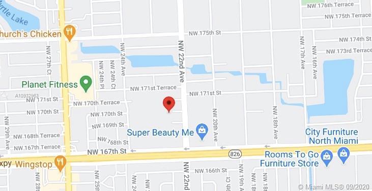 2264 NW 170, Miami Gardens, Florida 33056