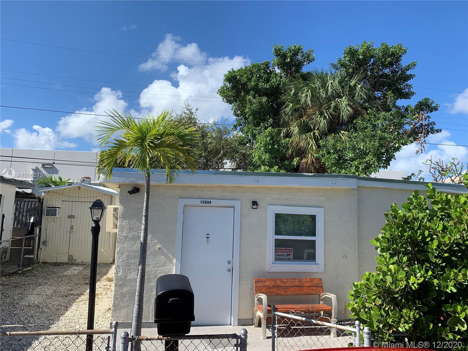 13664 NE 20th Ave, North Miami Beach, Florida 33181