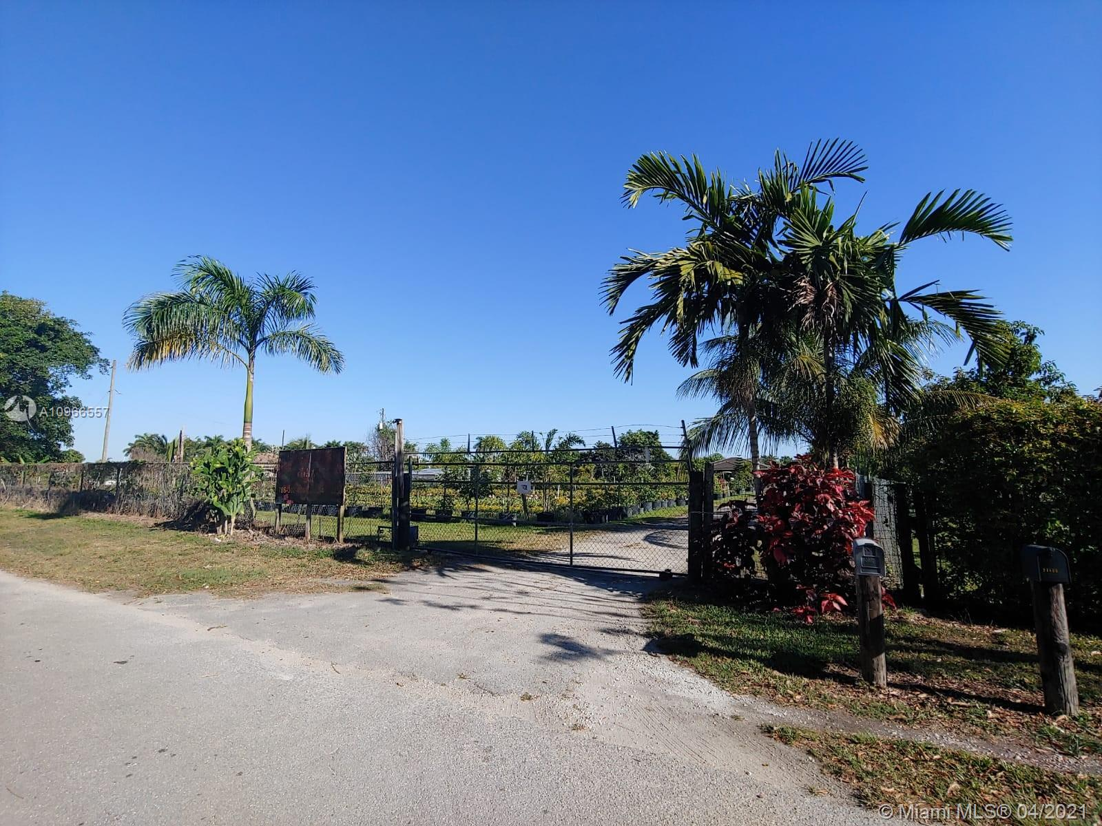 21425 SW 244th St, Homestead, Florida 33031