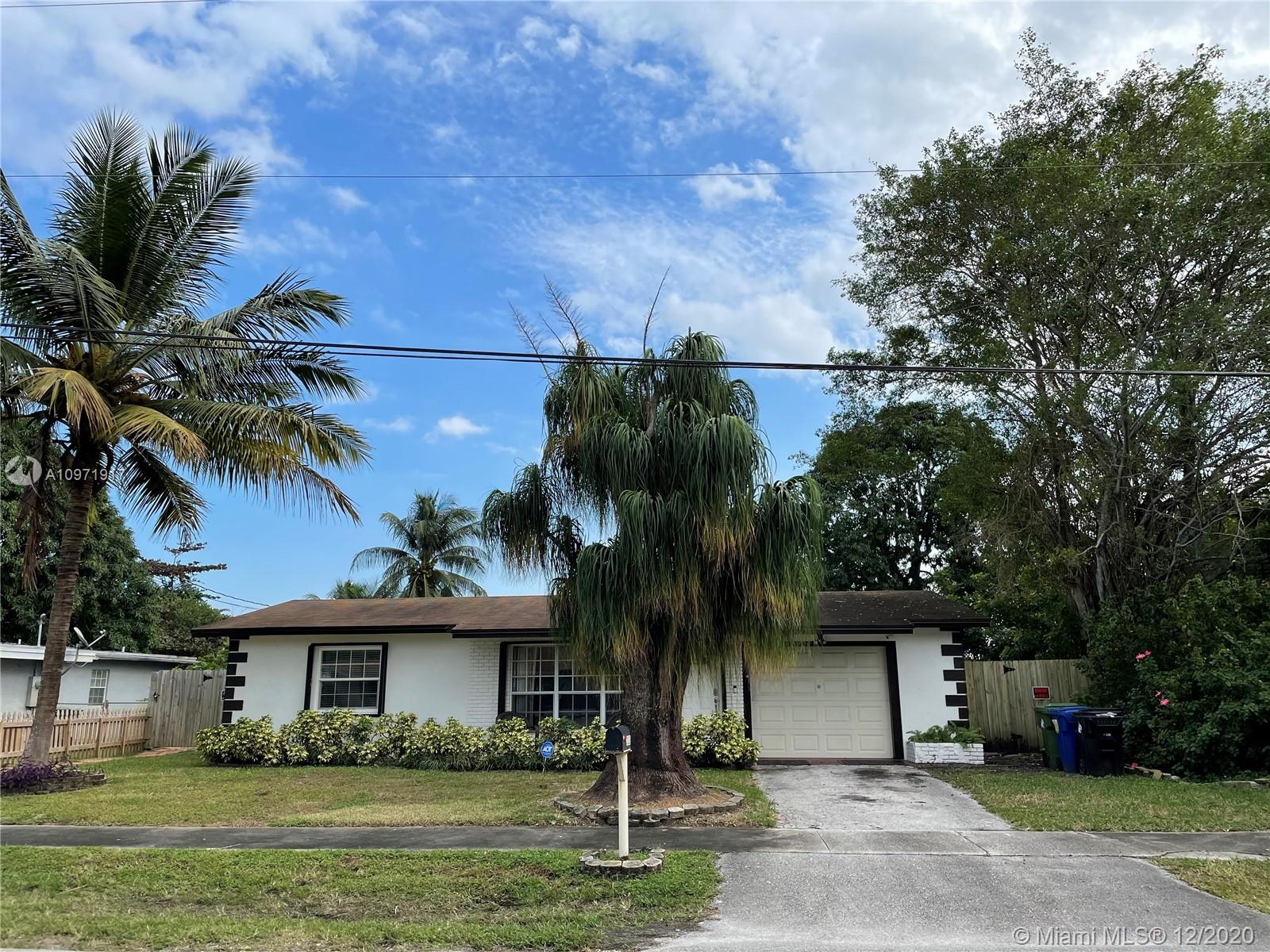 Middle River, 2032 NW 10th Ave, Fort Lauderdale, Florida 33311