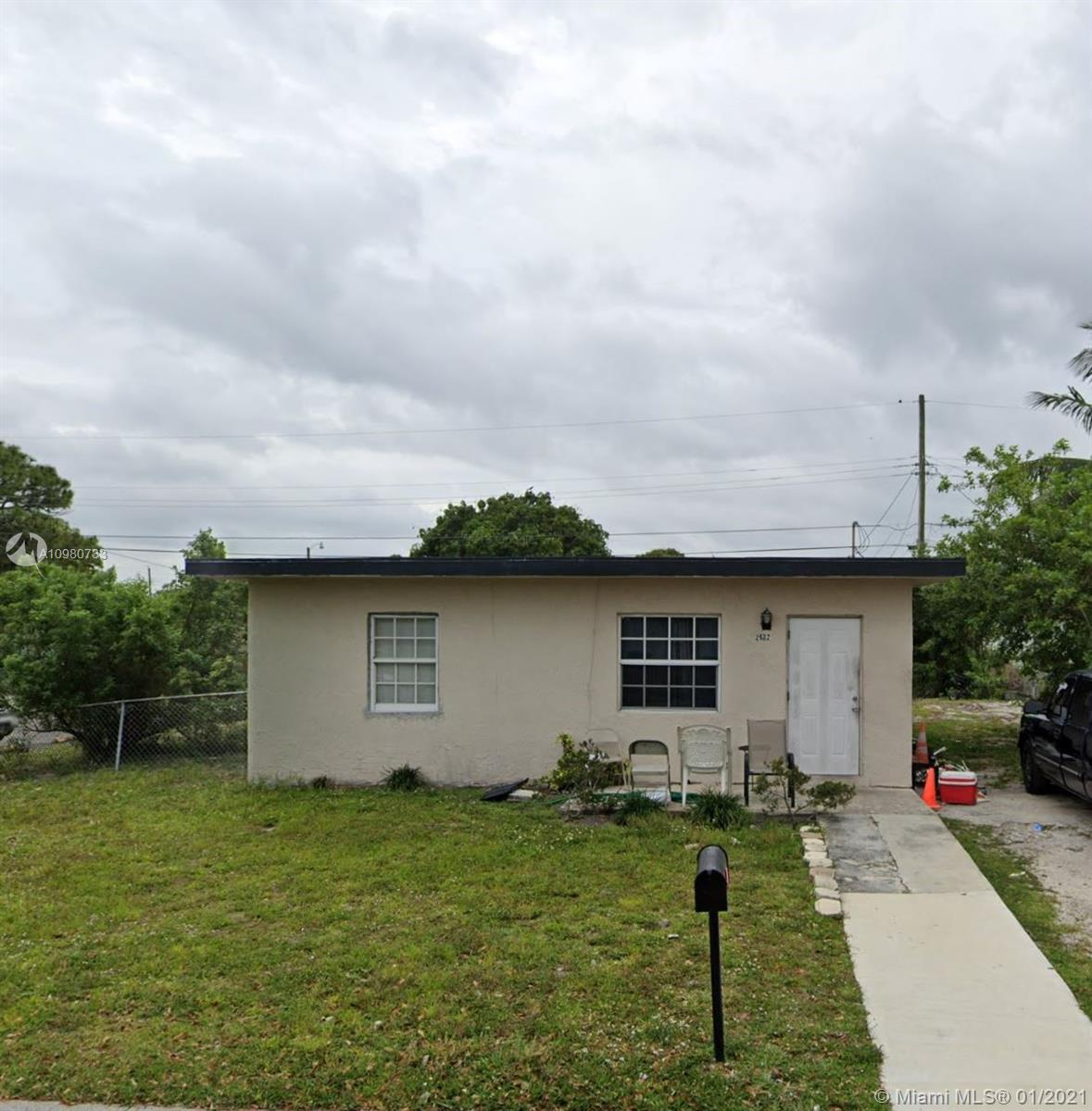 2602 NW 9th Ct, Pompano Beach, Florida 33069
