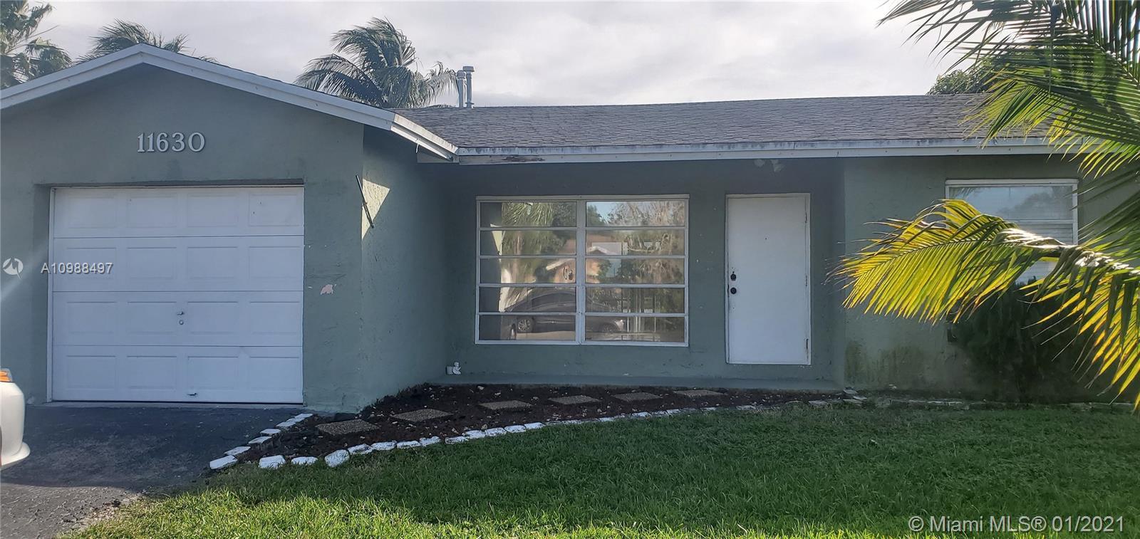11630 NW 32nd Mnr, Sunrise, Florida 33323