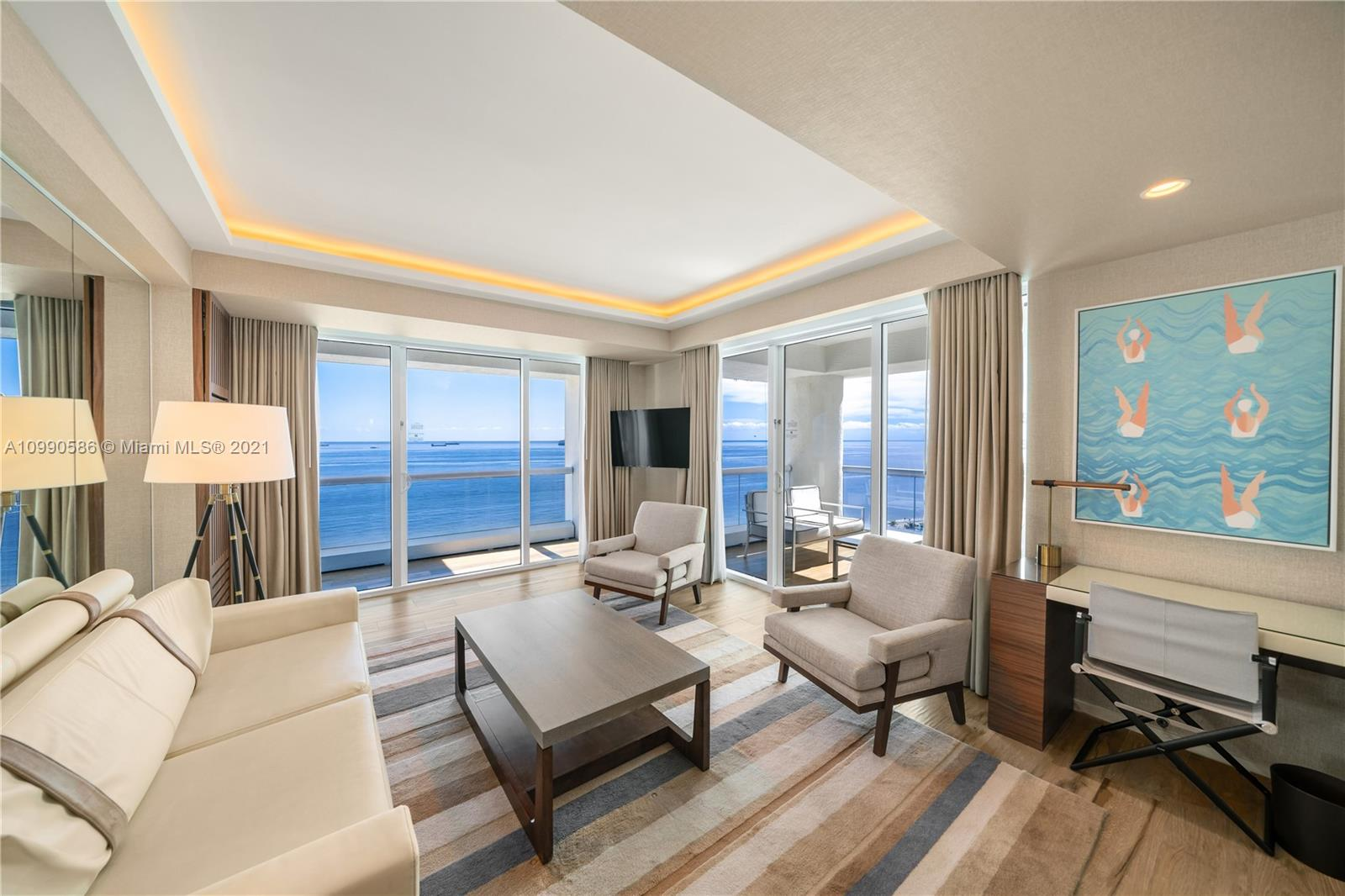 The Ocean Resort, 551 N Fort Lauderdale Beach BLVD Unit H1414, Fort Lauderdale, Florida 33304