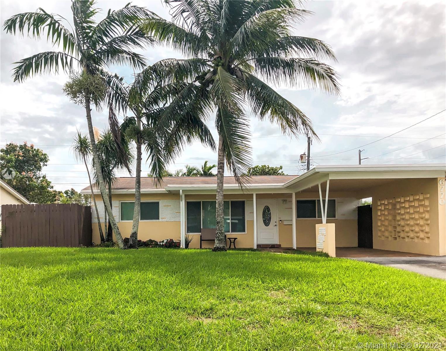 Driftwood Acres, 6770 Pershing St, Hollywood, Florida 33024