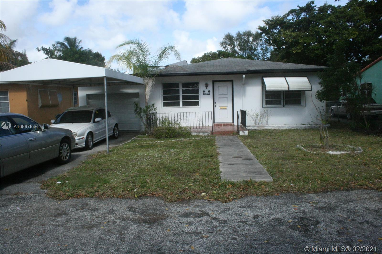 Hollywood Little Ranches, 2651 Taylor St, Hollywood, Florida 33020