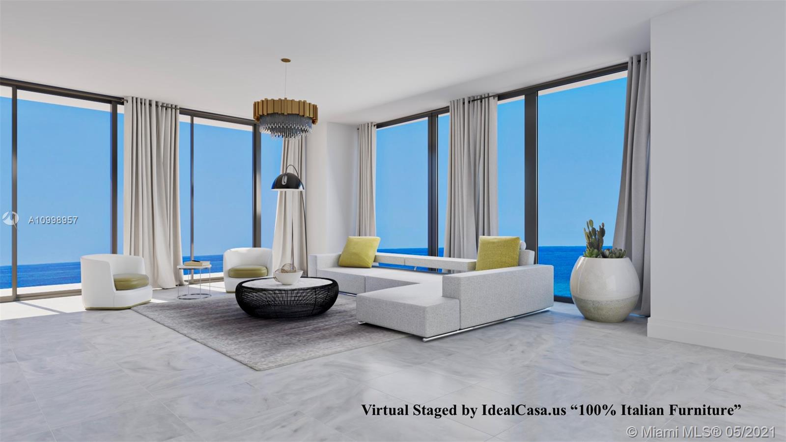 18501 Collins Ave Unit 1804, Sunny Isles Beach, Florida 33160