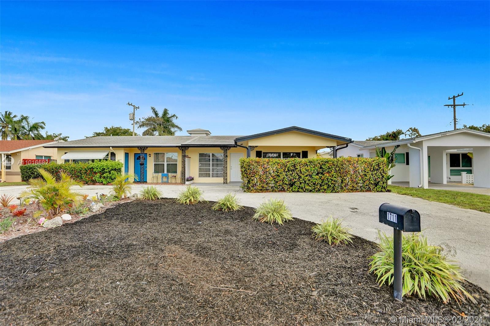 Coral Isles, 1711 NE 55th St, Fort Lauderdale, Florida 33334