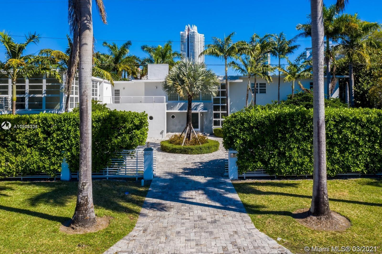 6301 Pine Tree Dr., Miami Beach, Florida 33141