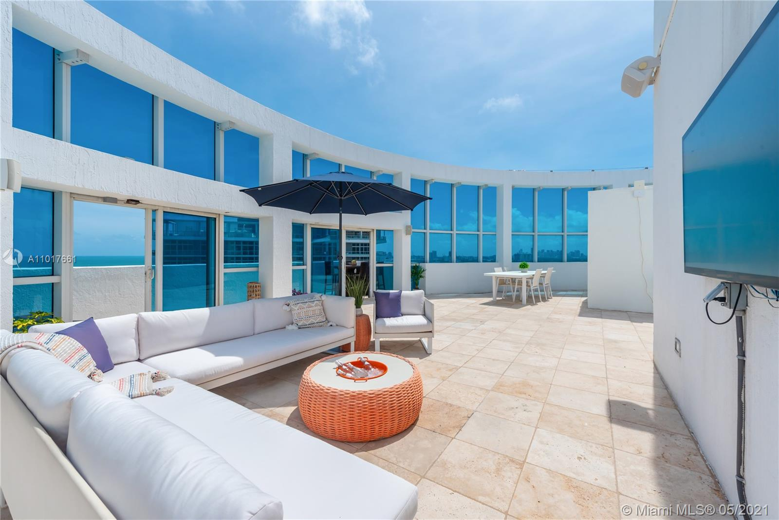 3801 Collins Ave Unit P H-1, Miami Beach, Florida 33140