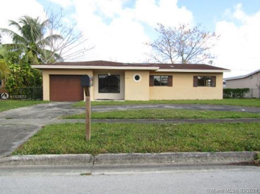 6447 NW 22nd St, Margate, Florida 33063
