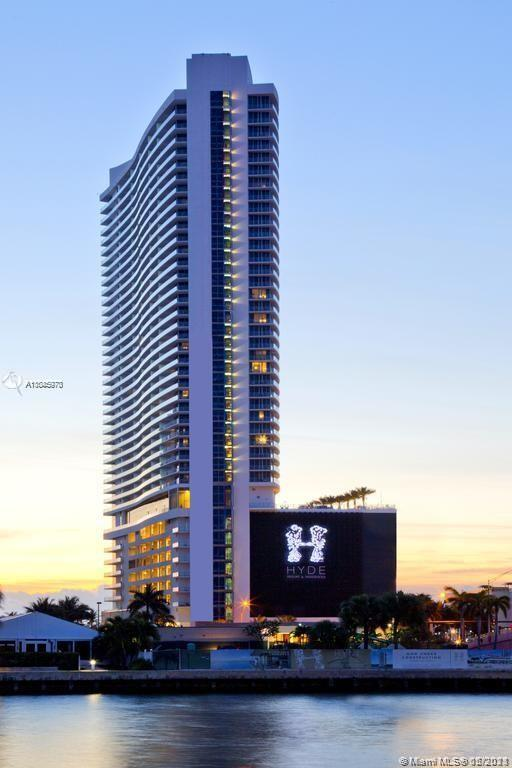 Hyde Resort and Residences, 4111 S Ocean Dr Unit 2409, Hollywood, Florida 33019