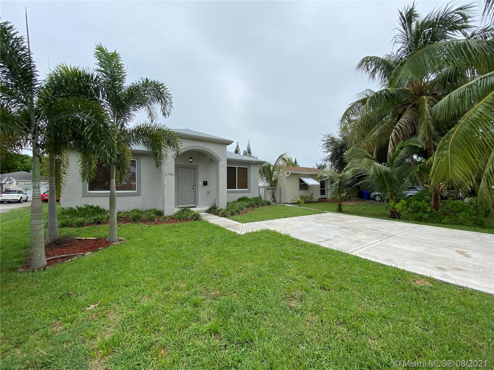 Hollywood Little Ranches, 2700 Fillmore St, Hollywood, Florida 33020