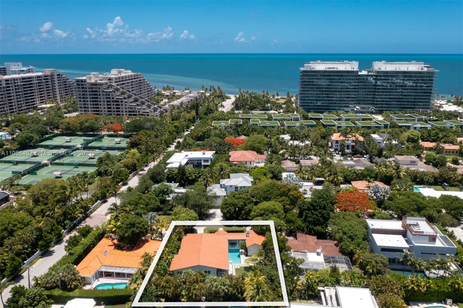 320 Pacific Rd, Key Biscayne, Florida 33149