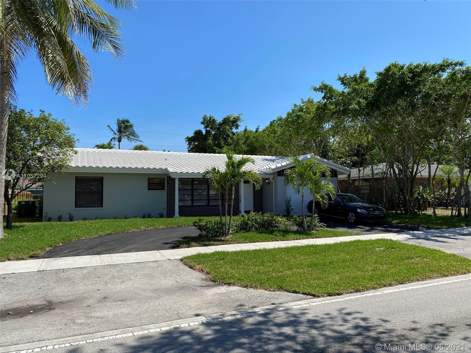 Coral Isles, 1406 NE 62nd St, Fort Lauderdale, Florida 33334