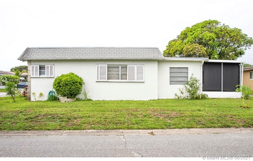 6905 NW 11th Ct, Margate, Florida 33063