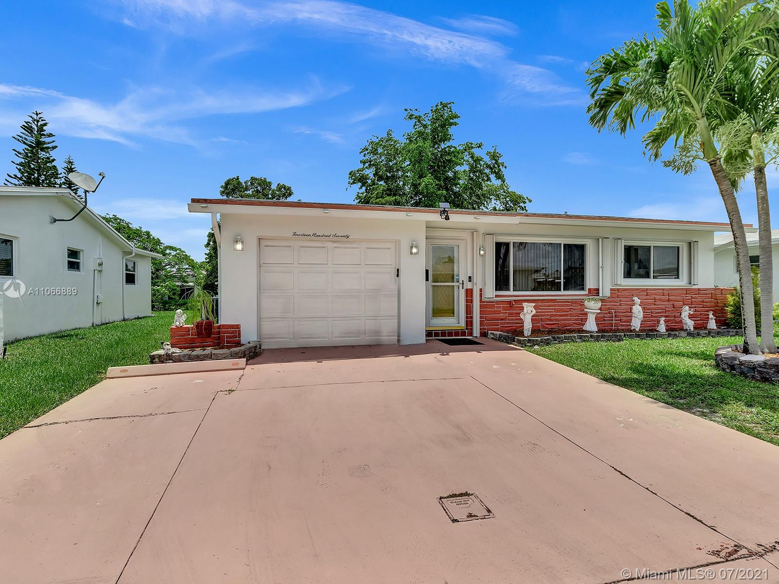 1470 NW 67th Ter, Margate, Florida 33063