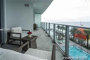 Hyde Resort and Residences, 4111 S Ocean Dr Unit 1709, Hollywood, Florida 33019