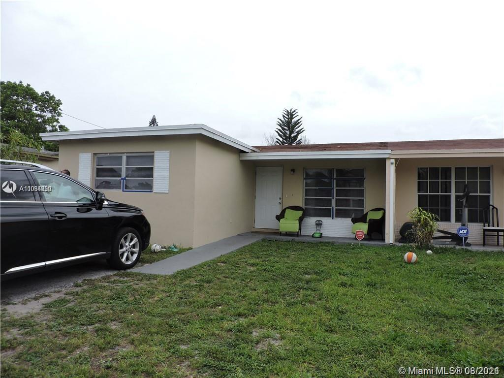 6513 SW 19th St, North Lauderdale, Florida 33068