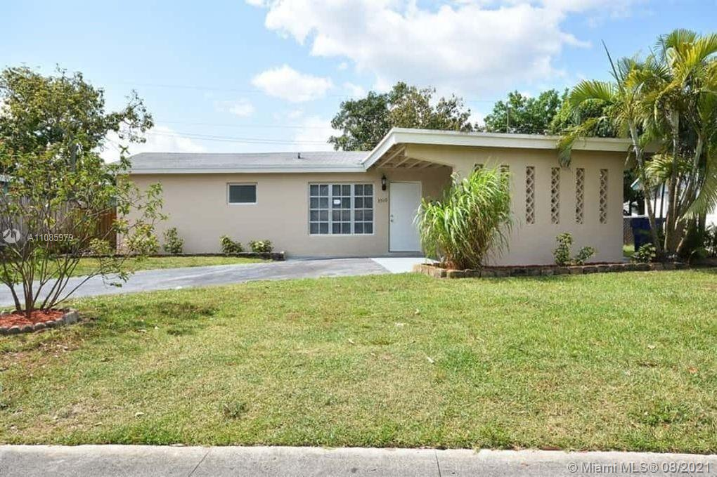 3510 NW 33rd St, Lauderdale Lakes, Florida 33309