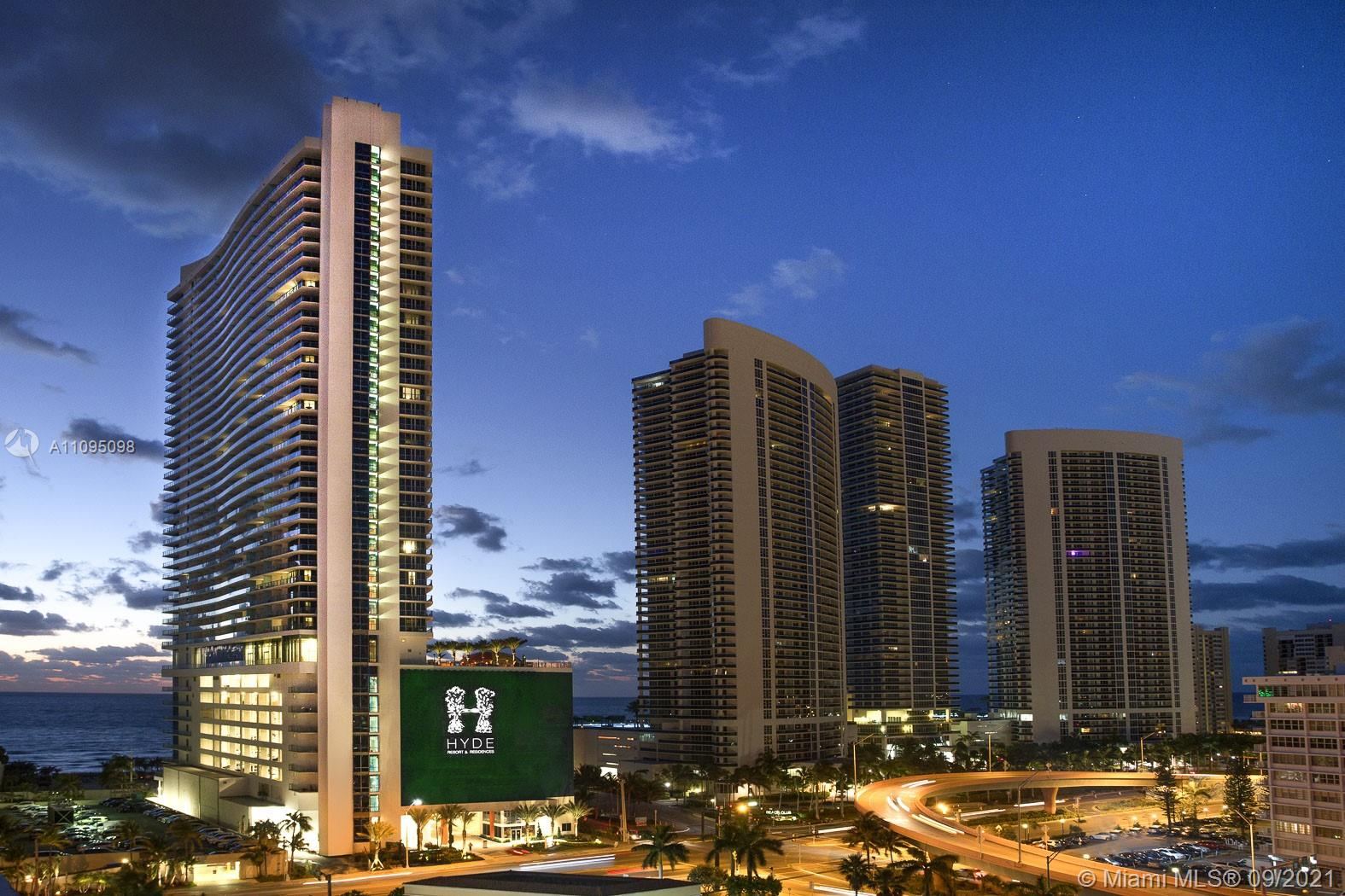 Hyde Resort and Residences, 4111 S Ocean Dr Unit 402, Hollywood, Florida 33019