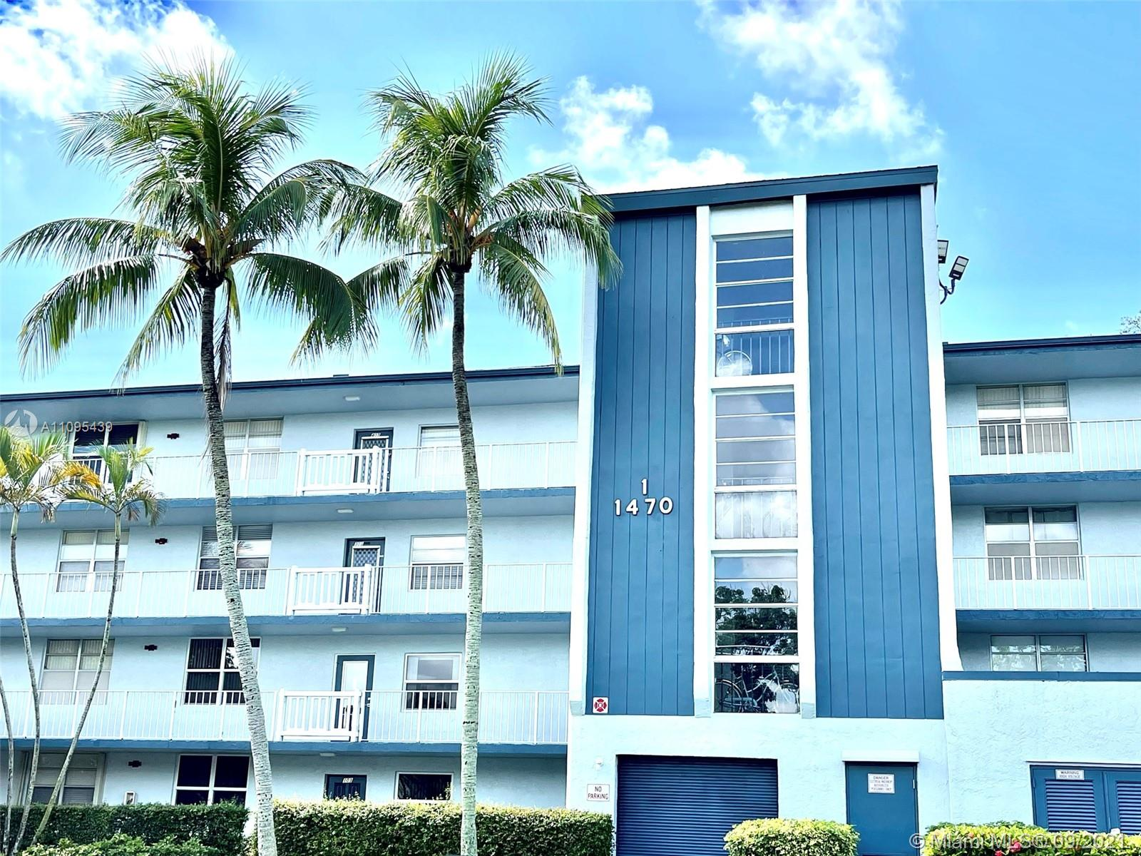 1470 NW 80th Ave Unit 201, Margate, Florida 33063