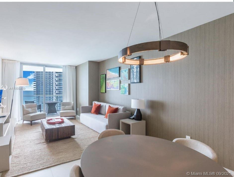 Hyde Resort and Residences, 4111 S Ocean Dr Unit 2407, Hollywood, Florida 33019