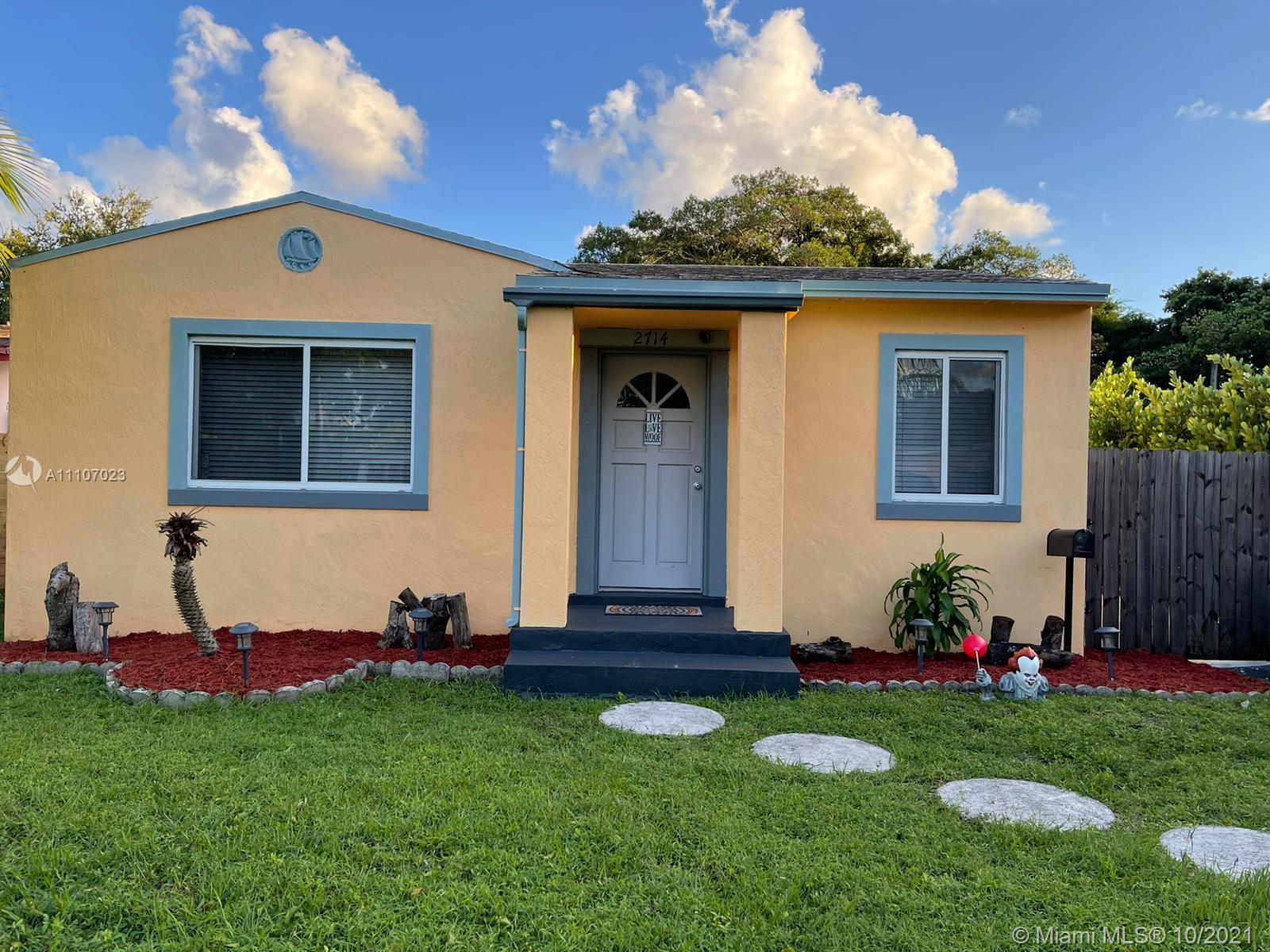 Hollywood Little Ranches, 2714 Taylor St, Hollywood, Florida 33020