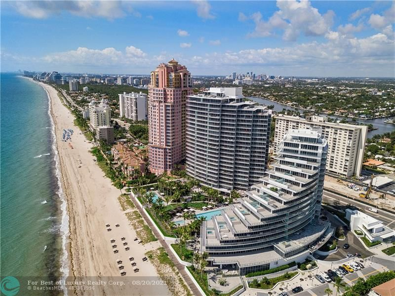 Sea Ranch Villas, 2200 N OCEAN BLVD Unit N1003, Fort Lauderdale, Florida 33305