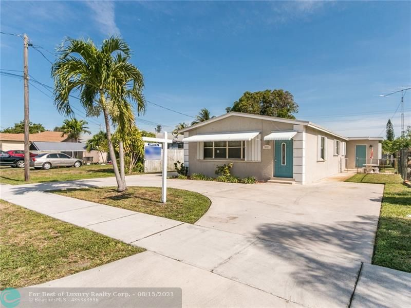 Carver Ranches, 4311 SW 20th St, West Park, Florida 33023