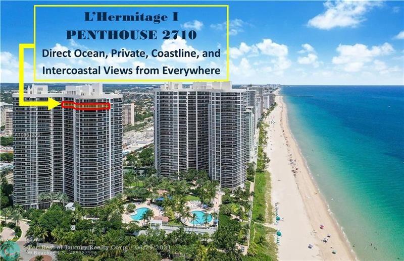 3100 Ocean Blvd Unit PH2710, Fort Lauderdale, Florida 33308