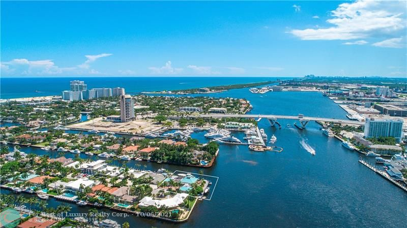 Lucille Island, 2500 Lucille Dr, Fort Lauderdale, Florida 33316