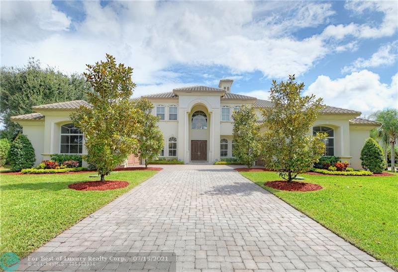 Pine Tree Estates, 6276 NW 75th Way, Parkland, Florida 33067