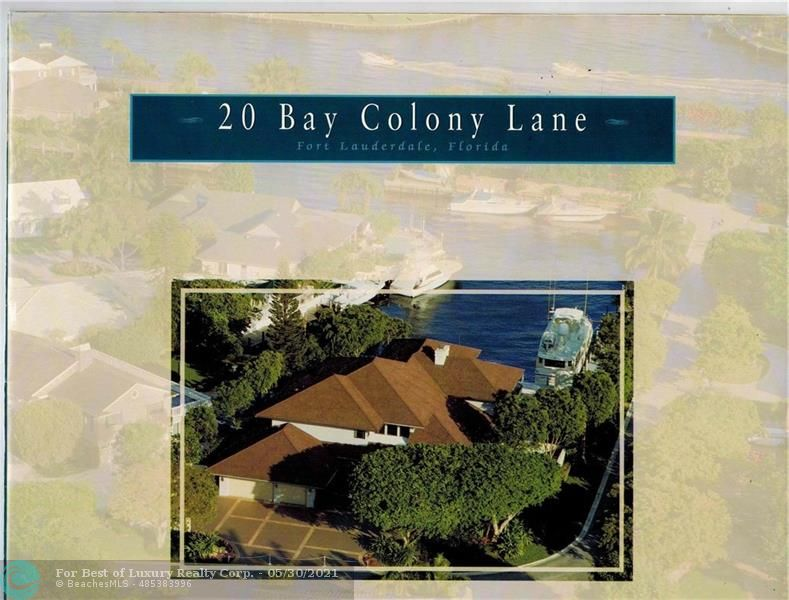 Bay Colony, , Fort Lauderdale, Florida 33308