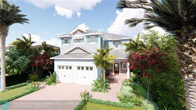 Las Olas Isles, 601 SE 25th Avenue, Fort Lauderdale, Florida 33301