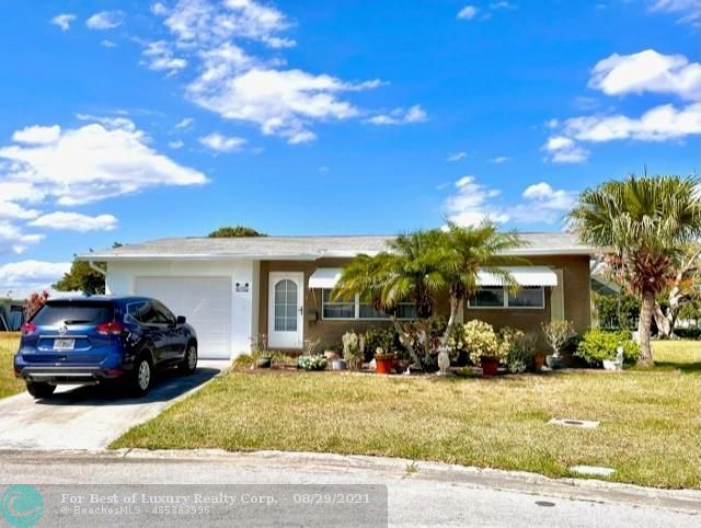 6755 NW 15th St, Margate, Florida 33063