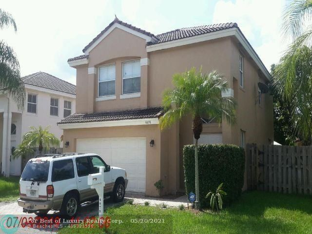 6678 Saltaire Ter, Margate, Florida 33063