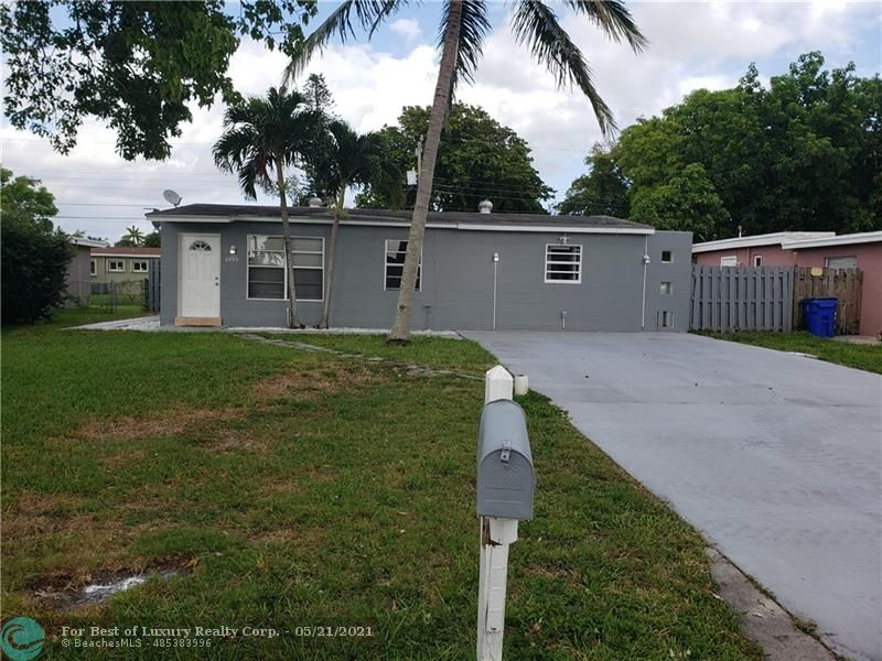 2592 NW 62nd Ave, Margate, Florida 33063