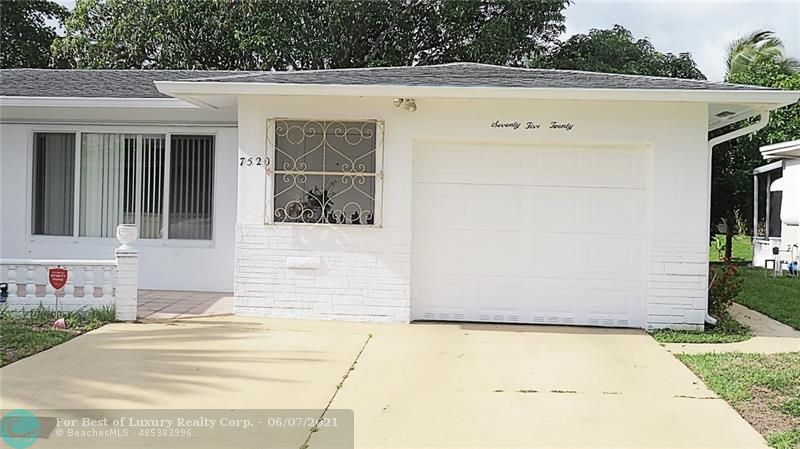 7520 NW 6th Ct, Margate, Florida 33063
