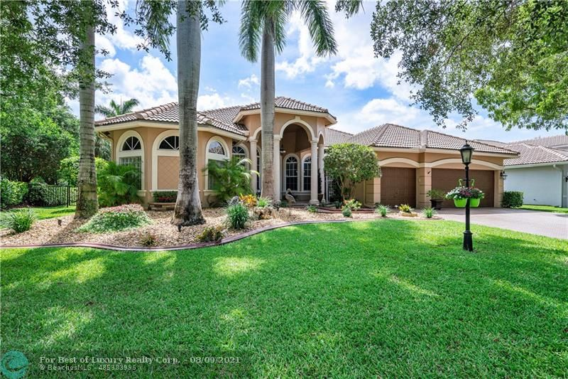 6102 121st Ave, Coral Springs, Florida 33076