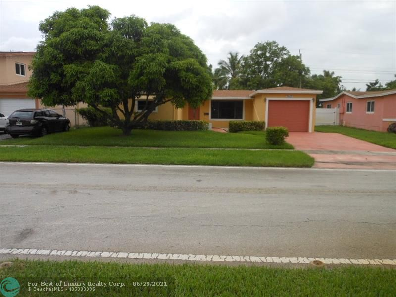 3953 NW 35th Terrace, Lauderdale Lakes, Florida 33309