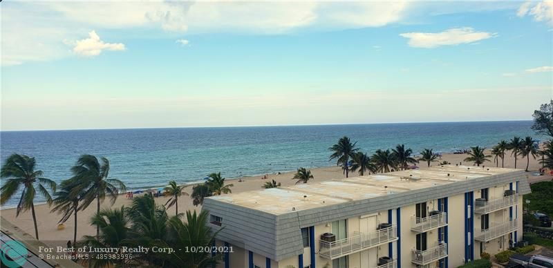 Baker Towers, 320 S Surf Rd Unit 601, Hollywood, Florida 33019