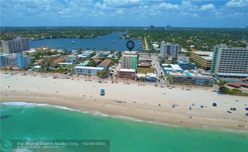 Baker Towers, 320 S Surf Rd Unit 502, Hollywood, Florida 33019