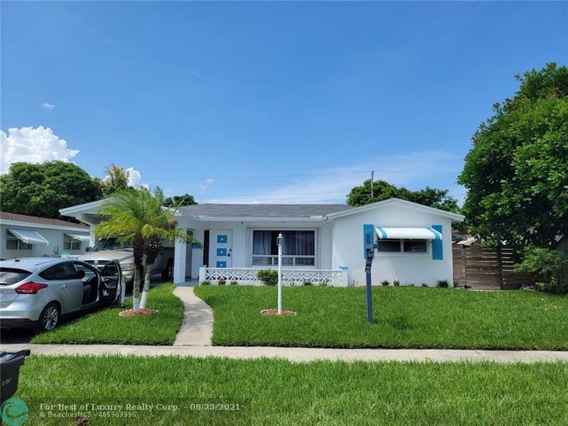 3441 NW 33rd Ct, Lauderdale Lakes, Florida 33309